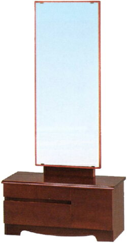 座鏡和風鏡台ドレッサー一面鏡化粧台コンパクトメイク台木製日本製国産送料無料通販MK5862【kam】【smtb-f】
