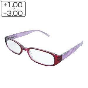 老眼鏡 シニアグラス メンズ レディース リーディンググラス 軽量 ( 男性 女性 男女兼用 ストライプ ポリカーボネイト 頑丈 丈夫 メガネ 眼鏡 めがね おしゃれ )【39ショップ】