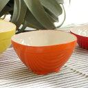 飯椀 10cm SoLow Yasai にんじん 子供用 皿 食器 お茶碗 プラスチック 日本製 ( 食洗機対応 電子レンジ対応 茶碗 角 …