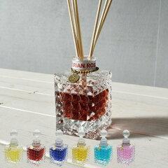 ディフューザールームフレグランススティックKIKIガラス