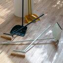 ほうき ちりとり セット プリート Plito チリトリ ホウキ ( 箒 ホウキ 掃除用品 清掃 掃除 屋外 掃除グッズ 玄関 ベ…