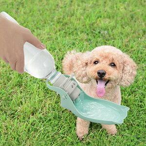 散歩 ボトル 犬 お散歩浄水&マナーシャワー ペットボトル 浄水 ( 携帯給水機 携帯用水飲み ペット用品 飲み水 原水 切り替え マナーシャワー ろ過 コンパクト 持ち運び 食品衛生試験合格