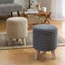 ニットスツール Uoo チェア 椅子 スツール ( 送料無料 いす イス チェア チェアー ニット サイドテーブル ローソファ…
