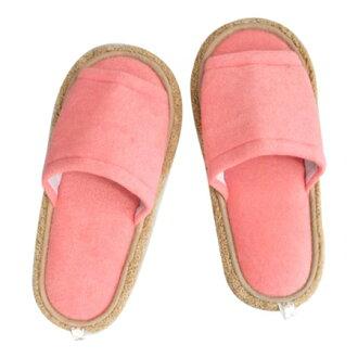 激落chiosoji拖鞋NEO粉红22-25cm(打扫拖鞋擦洗微纤维打扫用品打扫用具)