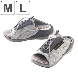 スニーカー 靴 勝野式 Dr.アーチスニーカー グレー Mサイズ Lサイズ ( 送料無料 アーチスリッパ 健康サンダル サンダル メッシュ生地 蒸れにくい 5層構造 衝撃吸収 幅広タイプ 水洗い可能 ス