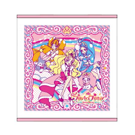 (キャラアウトレット) ハンドタオル Go!プリンセスプリキュア ( おしぼりタオル お手拭きタオル タオル プリキュア )