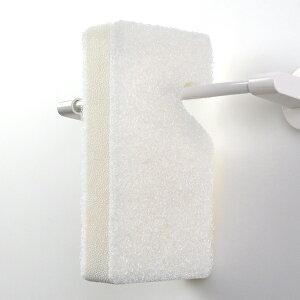 フッキングスポンジ バススポンジ QQQ2 風呂スポンジ 風呂掃除 ( ふろスポンジ バスクリーナー 風呂掃除 掃除 バスクリーナー 風呂掃除 風呂ブラシ 掃除ブラシ バス清掃 浴室 湯あか 湯垢 浴