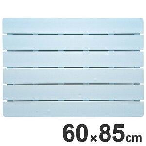 風呂マット すのこ ヘルシーすのこ L 60×85cm ( 風呂用 風呂 浴室マット お風呂マット 浴室内 バスマット スノコ バス用品 介護用品 )【39ショップ】