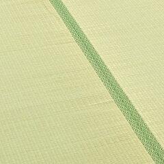 い草上敷き鈴草4.5畳本間約286×286cm撥水加工