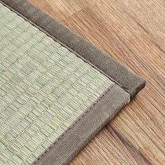 畳ユニット畳い草畳マット三つ折フロアー畳フロンティア約82×164cm1畳