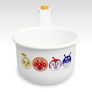 手おけ 子供用 アンパンマン キャラクター ( 手桶 洗面器 湯桶 湯おけ 風呂桶 せんめんき あんぱんまん )【39ショップ】