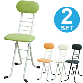 折りたたみ椅子 ワーキングチェア ジョイ 2脚セット 座面高さ調節|送料無料 カウンターチェア デスクチェア ハイチェアー フォールディングチェア パイプ椅子 イス 昇降 キッチンチェア 折りたたみ 折り畳み いす オフィス デスクチェア デスクチェアー コンパクトチェア