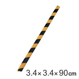 コーナークッション コーナーガードM トラクッション 3.4×3.4×90cm ( コーナー クッション ガード L字型 角カバー 角ガード 衝撃吸収 保護グッズ 安全対策 コーナーカバー セーフティグッズ 安全用品 安全グッズ )【39ショップ】
