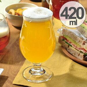 ビール グラス クラフトビヤーグラス 香り 420ml ( ビールグラス ガラス コップ クラフトビール ガラスコップ カップ 業務用 食洗機対応 )【39ショップ】