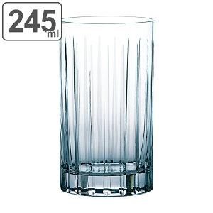 タンブラー 245ml ニューラムダ グラス コップ 食器 ガラス 強化ガラス 日本製 ( 食洗機対応 ハイボールグラス ウイスキー 水割り 8オンス タンブラーグラス ソフトドリンク 瓶ビール ウィス