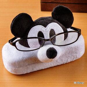 メガネスタンド ミッキーマウス 眼鏡ケース 収納 ディズニー ( 眼鏡スタンド めがねスタンド メガネケース めがねケース メガネ置き 眼鏡立て メガネ入れ めがね かわいい スタンド メガネ