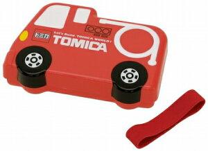 キャラクター ダイカットランチボックス お弁当箱 トミカ TOMICA 消防車 子供用 【39ショップ】
