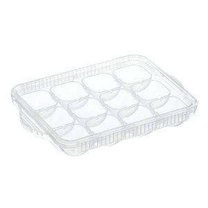 小分けトレー 深型 離乳食冷凍小分けトレー ベビー 日本製 ( 電子レンジ対応 食洗機対応 離乳食 冷凍 ベビーフード 保存容器 手作り離乳食 )【39ショップ】