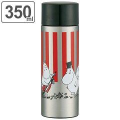 水筒ムーミンストライプ直飲みダイレクトマグボトル350mlステンレス製