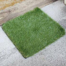 玄関マット 屋外 GRASS MAT SQUARE ( 屋外用マット 芝生マット グラスマット エントランスマット 人工芝 スクエア  ) 【5000円以上送料無料】