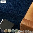 ラグ スミノエ 防ダニ ラグマット レーヴ 円形 120×120cmcm ( 送料無料 ラグマット カーペット 絨毯 清潔 安全 肌に…