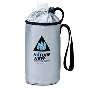 ボトルホルダー 保冷 ペットボトル 水筒 500ml クールボトルホルダー 蓄冷剤付き ( ペットボトルホルダー ペットボトルカバー 保温 ボトルカバー ボトルケース ストラップ付き ボトル ホル