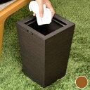ゴミ箱 バスク BOSK ダストBOX スクエアM 角 ( ごみ箱 くずかご 屑入れ くず入れ リビング 和室 ) 【5000円以上送料無料】