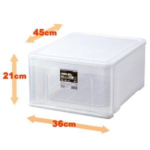 レターケース プレクシー B4サイズ LL 単品 ( 小物ケース 収納ケース 収納ボックス 書類ケース 引き出し 小物 CD DVD PSP 収納 小物入れ 卓上 プラスチック ) 【39ショップ】