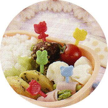 ピック ハローキティ KITTY キティ ( お弁当グッズ キャラ弁 キャラクター 子供用 ) 【5000円以上送料無料】