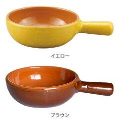 デシルバDESILVAキャセロール片手鍋15cm直火専用陶器製