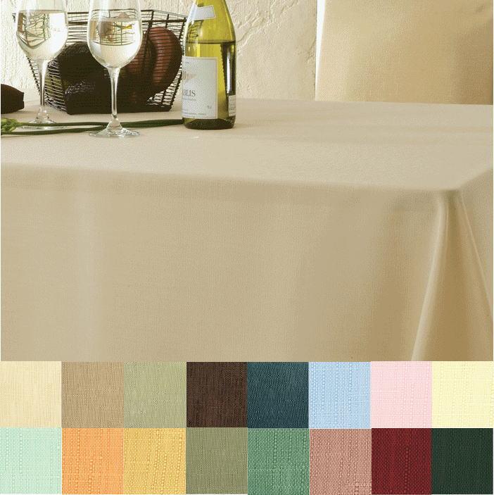 テーブルクロス 撥水加工北欧 撥水無地のテーブルクロス キャンバス 140×230cm532P17Sep16【あす楽対応】