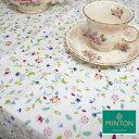 ミントン テーブルクロス MINTON 撥水加工ハドンホールアニバーサリー サイズ130×180cm 4人掛けのテーブルにコッ…