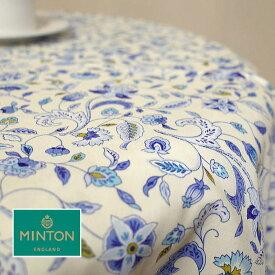 ミントンテーブルクロス ハードウイックテーブルクロス 撥水 北欧日本製サイズ130Rcm 円形のテーブルクロストップクロス【あす楽対応】
