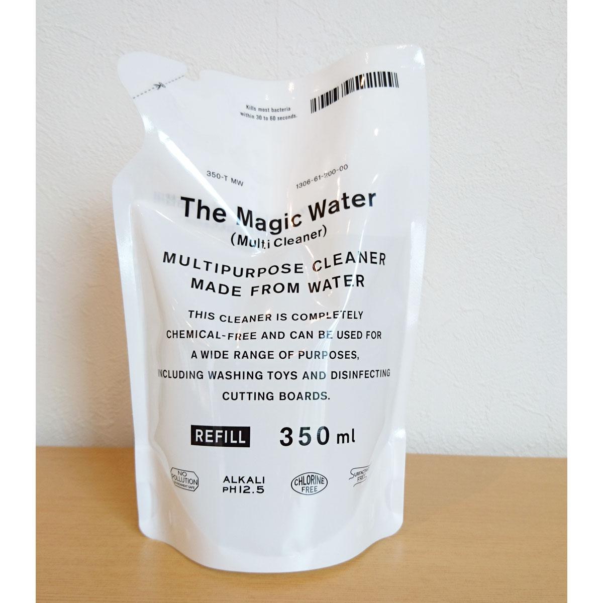 THE Magic Water マジックウォーター マルチクリーナー 詰替用【代引き可能】