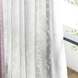 カーテン シェード 川島織物セルコン MIRROR LACE FT6715 スタンダード縫製 約2倍ヒダ