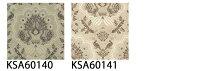カーテン激安東リオーダーカーテン&シェードelureクラシックKSA60140・KSA60141スタンダード縫製約2倍ヒダ3ツ山仕様(税別価格)タッセル含む