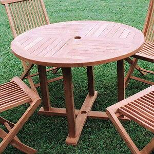 ガーデニング 我が家の素敵なガーデン&インテリア JABIS Garden+Interior★丸テーブル1010 コード(20707)