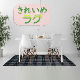 ラグ・カーペット・絨毯・マットきれいめラグだから美しいアスワンラグ DL-100GY(グレー)220X240cm