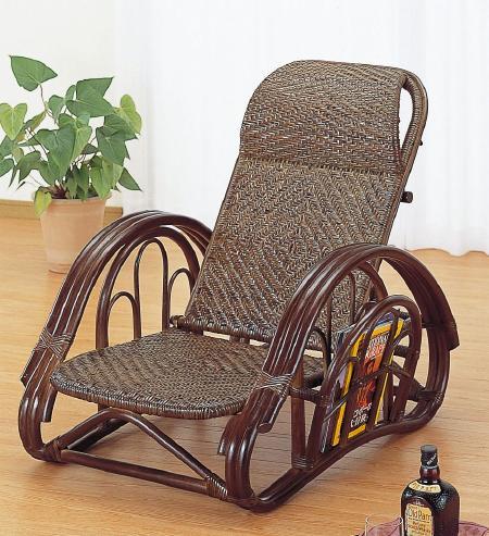 Deng Reclining Chair Wicker Rattan Furniture Rattan Furniture Wicker Rattan  Furniture Deng From Furniture Asia Asian Ethnic Ethnic Furniture Abaca  Knitting ...