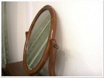 フィオーレドレッサー鏡台【送料無料】化粧台鏡メイクボックステーブルデスクロココ家具輸入家具アンティーク姫系sa-c-1738-bsac-1738-bsac-1738bFiore