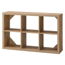 シェルフ ラック 木製 オープンシェルフ フリーラック おしゃれ 幅115