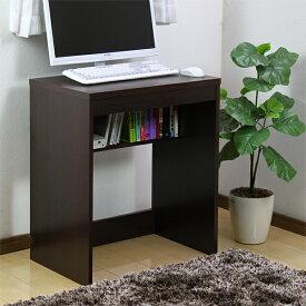 パソコンデスク アウトレット 訳あり品 60cm幅 木製 幅60cm 60cm 奥行40cm 高さ70 ハイタイプ 収納 棚 SN-SDK-60 デスク PCデスク 机 学習机 学習デスク 木 白 ホワイト シンプル スリム コンパクト YW-S2
