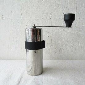 CERAMIC COFFEE MILL / MIGAKIセラミック ステンレス コーヒーミル 【磨】MI-018セラミック刃/携帯用/新潟県/国産/日本製