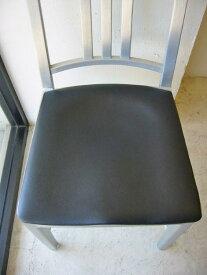 EMECO / SEAT PAD for NAVY CHAIR / BLACKエメコ / ネイビーチェア用・シートパッド / 黒※こちらはシートパッドのみの販売ページです