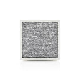 ≪送料無料!≫Tivoli Audio / CUBE / White-Greyチボリ オーディオ / キューブ色:ホワイト/グレーWi-Hiネットワーク対応・Bluetoothワイヤレス技術搭載・スピーカー/ART/アート
