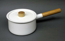 kaico / PAN WITH ONE HANDLEカイコ / 片手鍋 / K-0012.2L <IH対応>IH対応/ホーロー/ホウロウ/日本製/小泉誠