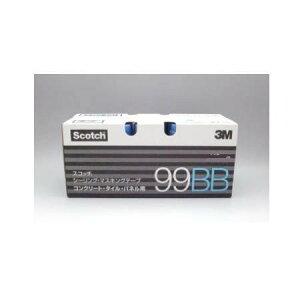 3M マスキングテープ コンクリート・タイル・パネル用 99BB 幅30mm×長18m 400巻