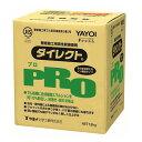 ヤヨイ化学 ダイレクト プロ 218-201 希釈不要の原液使用 壁紙用接着剤 18kg