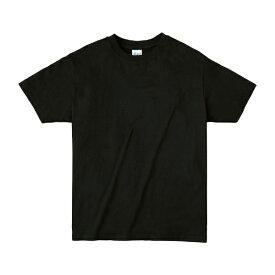 アーテック ライトウエイトTシャツ S ブラック 005 38744
