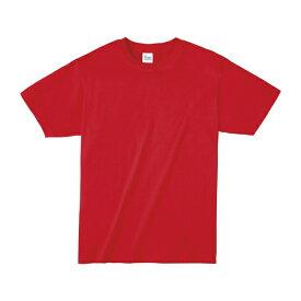 アーテック ライトウエイトTシャツ L レッド 010 38750